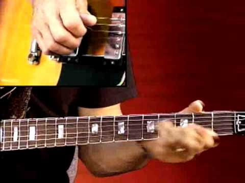 Larry Carlton - Minor Blues - Key Of B