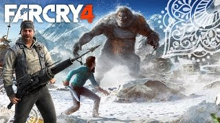 Far cry 4 valley of the yetis co op ep1-the yeti!