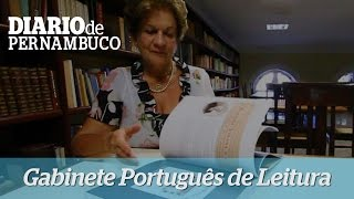 Gabinete Portugu�s de Leitura