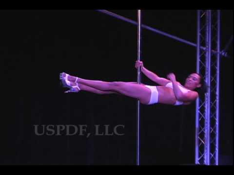 US Pole Dance Championship 2010 Highlights