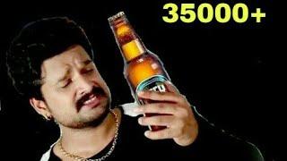 #Ritesh_ pandey हिट sad song bhojpuri    whatsapp status  video 2018   