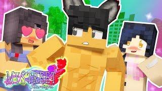 Babes Hit On Aaron | MyStreet: Starlight [Ep.32] | Minecraft Roleplay