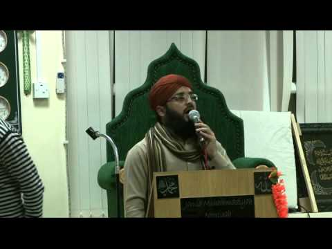 Sajid Qadri In Halifax  He Read Some Awesome Naats Mashallah,subhanallah video
