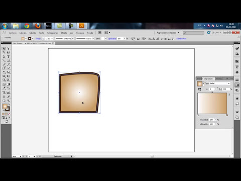 Tutorial Illustrator Cs5 Usos basicos de Herramientas