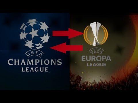 У кого какой посев перед жеребьевкой Лиги Чемпионов и Лиги Европы? И как он происходил? Футбол