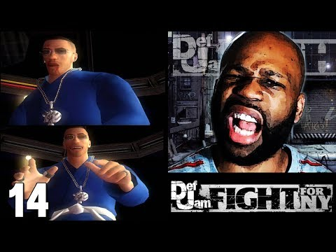 Def Jam: Fight For Ny Gameplay Walkthrough Part 14 - (let's Play - Walkthrough) video