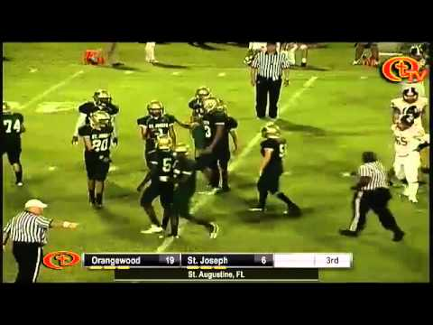 Football- Orangewood Christian vs. St. Joseph Academy
