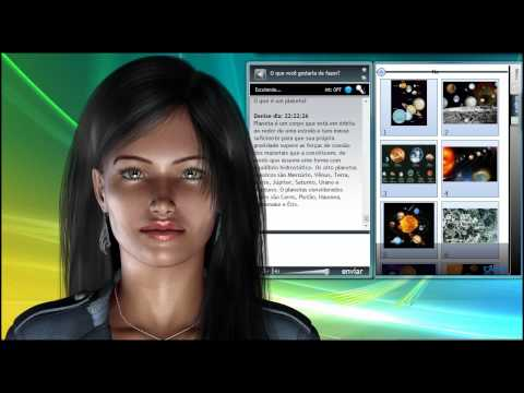 Assistente Virtual Denise 1.0 - Guile 3D Studio - Versão Portuguesa Parte 1