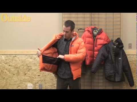 Parka vs Down Jacket Jacket Patagonia Fitzroy Down