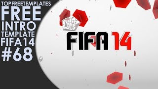 FREE After Effects/C4D Intro: FIFA 14 w/Tutorial #68