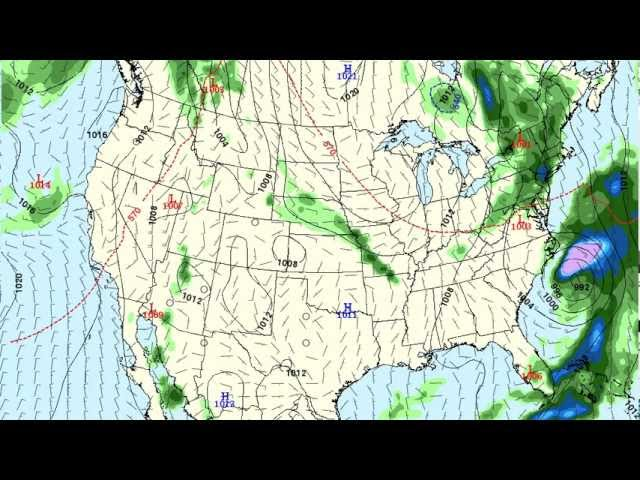 The Weather Report, Wednesday, (7 am), June 20th, 2012