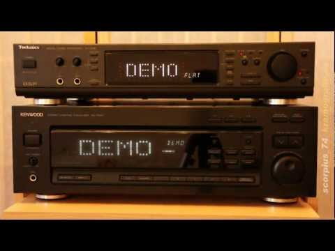 Technics SH-GE90 vs. Kenwood GE7020