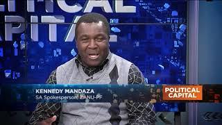 Zanu PF vs MDC Alliance square off in debate ahead of Zimbabwe elections