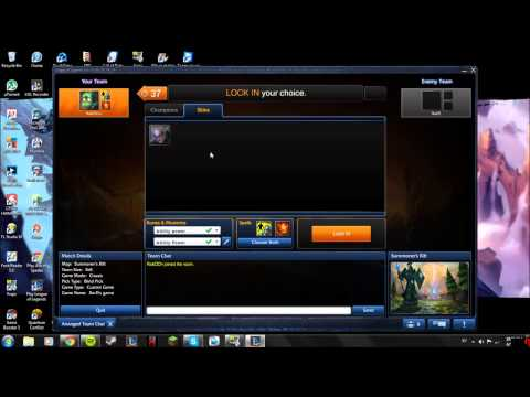 League of Legends   HOW TO GET ALL SKINS new 2014