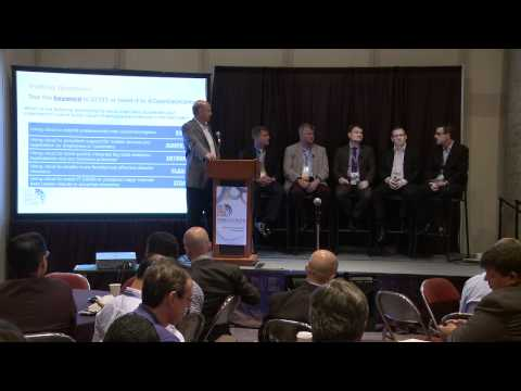 Forecast 2012 Rapid Fire Panel: Service Provider Innovation with Richard Villars