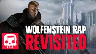 "Wolfenstein Rap by JT Music feat. Andrea Storm Kaden - ""The Doomed Order"" Revisited"