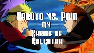 Anime MV   Naruto vs. Pain - Audiomachine - Shrine of Golgotha