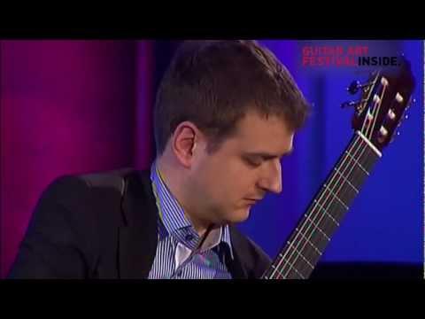 Goran Krivokapic - CPE Bach - Sonata for Flute