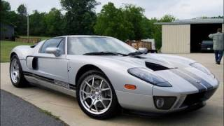 2005 Ford GT Start Up, Exhaust, and In Depth Tour