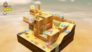 Captain Toad: Treasure Tracker ~ Episode 3 - Level 8: Up