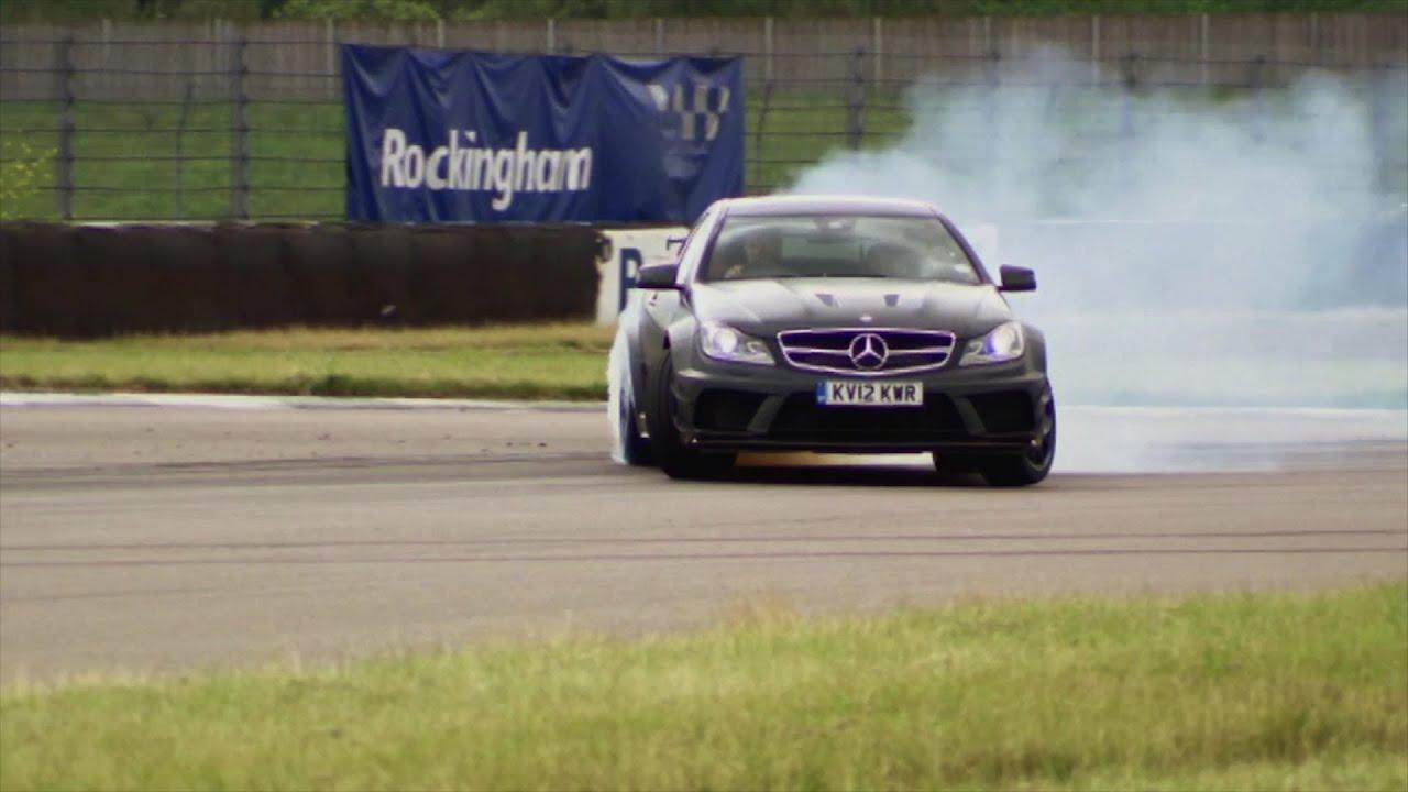 DRIFTING: BMW M3 GTS vs Mercedes C63 AMG - Fifth Gear ...