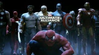 Marvel: Ultimate Alliance - Console Trailer