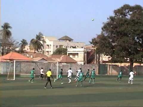 Real de Banjul vs Armed Forces