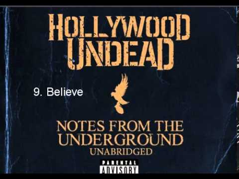 Hollywood Undead - Notes From The Underground Full Album (Full Edition...