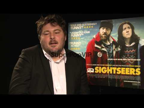 INTERVIEW: Ben Wheatley on 'Caravan Pop Quiz' at  'Sights...