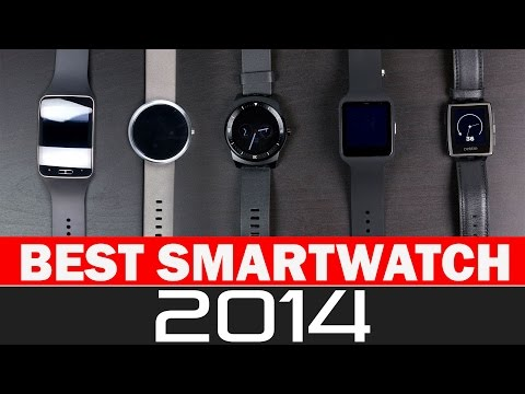 Best SmartWatches of 2014