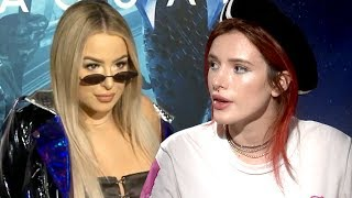Bella Thorne and Her Ex Tana Mongeau Are FEUDING and It's a Hot Mess