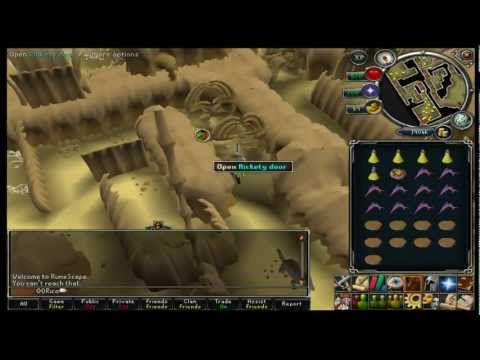 Runescape 1-99 F2P/P2P EOC Strength Guide