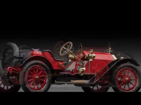 1912 Stutz Model A Bear Cat, American Classic Car