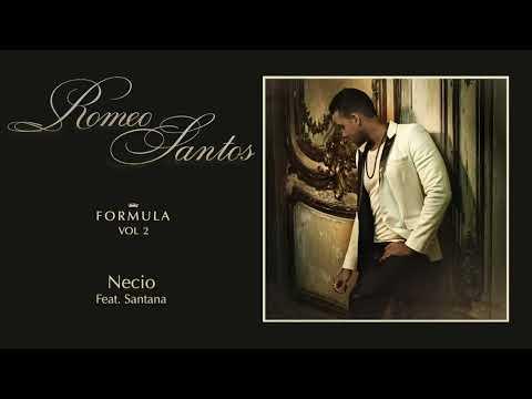 Romeo Santos - Necio (Audio) ft. Santana