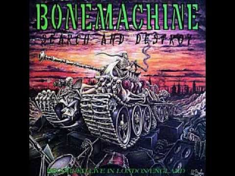 Bone Machine - See The Light
