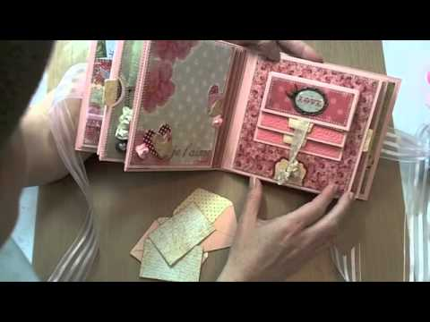 JE T' ADORE Valentine's Mini-Album