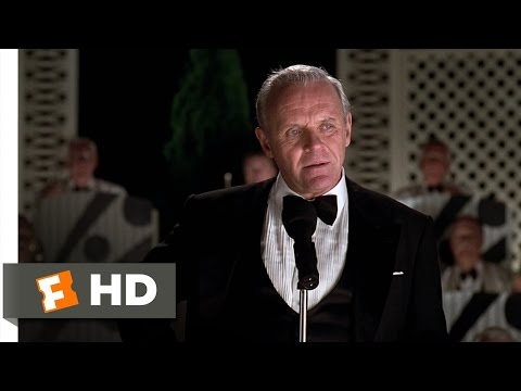 Meet Joe Black (10 10) Movie Clip - Bill's Birthday Speech (1998) Hd video