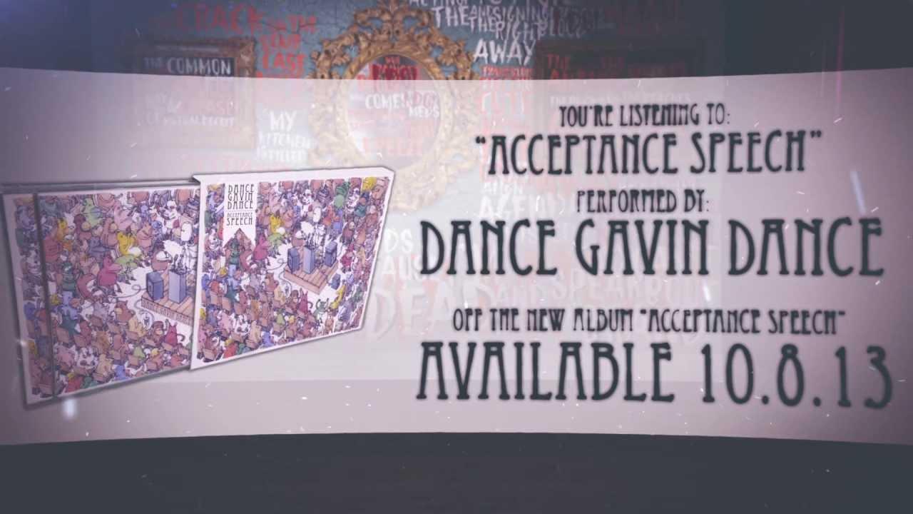 Dance Gavin Dance Happiness Dance Gavin Dance Acceptance