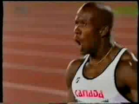 1996 Olympic Games 100m Men