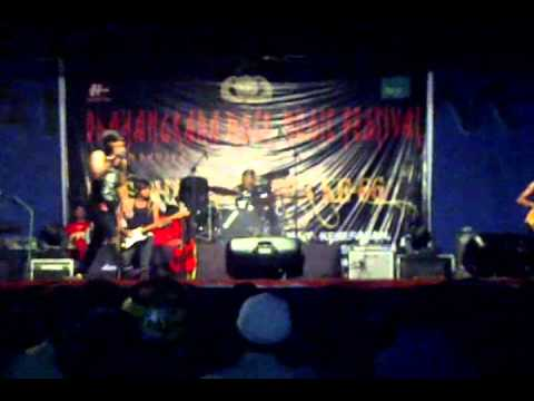 New Cover 2013 Power Metal - Srigala Malam (Screamo Cover by...