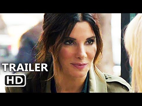 OCEAN'S 8 Official Trailer TEASER (2018) Sandra Bullock, Rihanna, Heist Comedy Movie HD