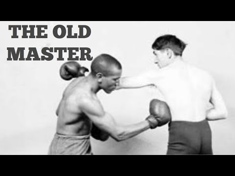 """Joe Gans: Lessons from """"The Old Master"""""""