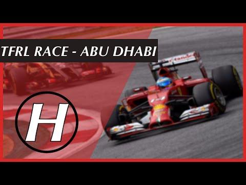 F1 2014 II TFRL Season 7 II Abu Dhabi - Lazaniel greift nach dem Sieg!