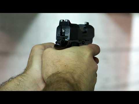 Me & my Kimber Ultra Carry II .45ACP 50ft 6 shots