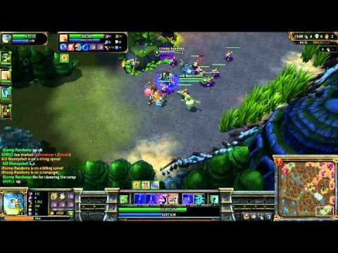 League of Legends - Olaf commentary