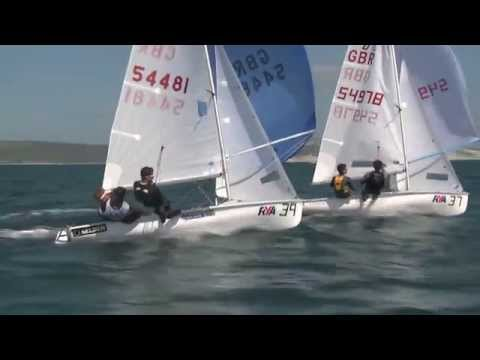 Introduction to 420 Class - RYA Youth Nationals 2015 - WPNSA
