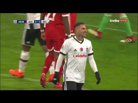 Bayern Münih 5 - 0 Beşiktaş   UEFA Şampiyonlar Ligi Maç Özeti (Son 16)