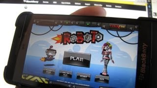 Roboto for BlackBerry 10