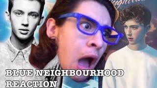 Download Lagu Troye Sivan - Blue Neighbourhood Album REACTION Gratis STAFABAND