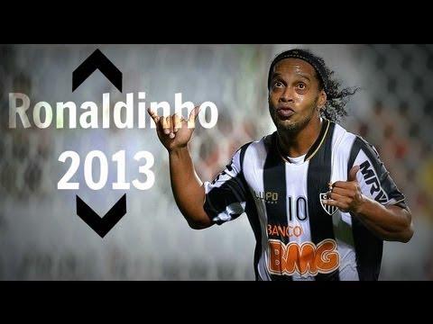 Ronaldinho ● Skills Show ● Atlético Mineiro ● 2013